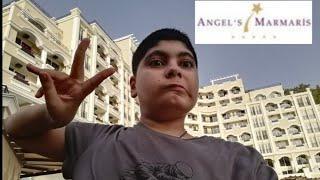 angels Marmaris hoteline gittim