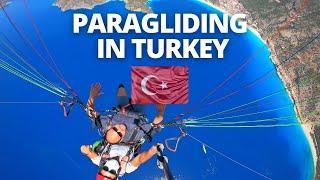 MUST DO WHILE IN TURKEY ???????? | OLUDENIZ, FETHIYE