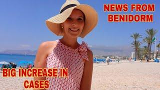 News from sunny BENIDORM, situation is getting worse #spain #news #benidorm #restrictions