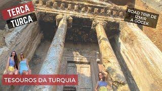 Tesouros da Turquia - Road Trip de Izmir a Göcek - Terça Turca