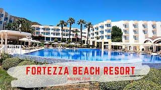 4K Fortezza Beach Resort Marmaris. 5*, Muğla TURKEY. #WalkTurkey #VisitTurkey