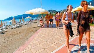 Best Beaches in Turkey / Marmaris Turkey 4K Walk