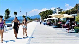 Walking in Fethiye (Turkey) on the weekend, June 19, 2021