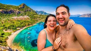 WOW! This is HEAVEN (Turkey's beach paradise)