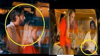 Can Yaman, his lover Diletta, met Can's family. The wedding date is being discussed.