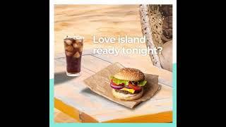 Order a Love Island feast????