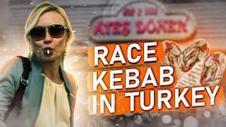 Turkish Street food | Marmaris Turkey | RACE Chicken Turkish kebab