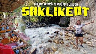 ÇOBAN EKREM'in BULDUĞU KANYON / Fethiye Saklıkent Kanyonu