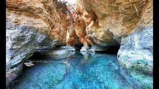 Dalyan Part 3: Kaunos, Dilek Island, Blue Lagoon, Torparlar Waterfall, Horozlar Hot Springs Cave +
