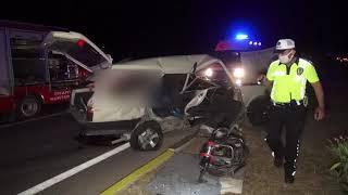 Fethiye Çırpı kavşakta kaza 3 Ölü 5 yaralı
