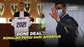 SELAMAT TINGGAL RONALDO ???? Inilah 5 Calon Klub Baru Cristiano Ronaldo Di Musim 2021/22