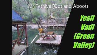Yesil Vadi (green Valley) Fethiye. Stunning rivers running through the forests of Fethiye . 2021 wow