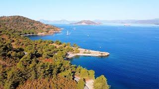 Road around Karagözler peninsula, Fethiye. Fevzi Çakmak Cd | Moments&Places