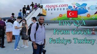Live Q A Göcek Fethiye Turkey