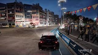 Rally Turkey Marmaris Street -  WRC 9 World Record