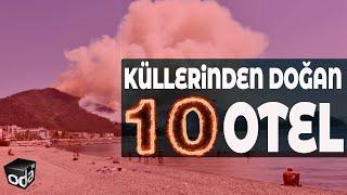 Akıllı Yangınlarla Küllerinden Doğan 10 Otel