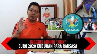 """INGGRIS AKHIRI """"JINX"""", EURO 2020 KUBURAN PARA RAKSASA"""