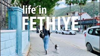 Daily life in Fethiye, Turkey: weather, restaurants, beaches, public transport and more