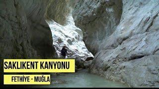 Saklıkent Canyon Fethiye Muğla I Walked To The End Magnificent Turkey
