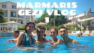 Marmaris İçmeler| Karaca Koyu| Seyir Tepesi |Marmaris Marina Turu
