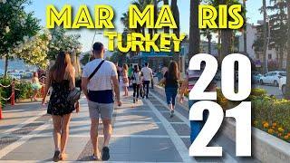 MARMARIS  2021 ❤️  DAHA ÖNCE NEDEN GELMEMİŞİM.