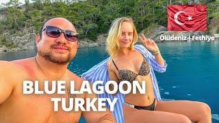 THIS WAS ONLY $12? | BLUE LAGOON | Ölüdeniz, Fethiye ????????