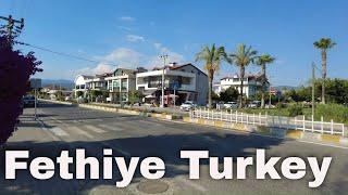 Exploring Fethiye, Turkey, in June 2021: Tuzla Mah./neighborhood