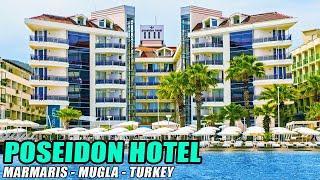 POSEIDON HOTEL  MARMARIS MUGLA TURKEY