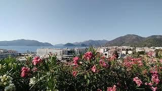 July 2021 Overview of Marmaris