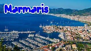 Marmaris,evening walk and a romantic dinner - Plimbarea de seara si o cina romantica - Turkey ep 17