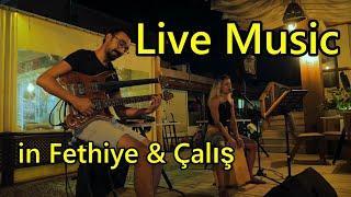 Live Musicians from Fethiye & Çalış