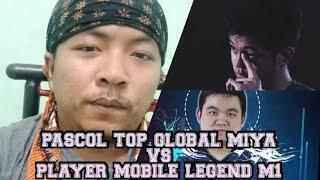 MOMENT KOCAK TOP GLOBAL MIYA VS OURA MVP M1 & Donkey ????️????️◼️MVP M1✖️TANKER terbaik M1◾Di GOCEK