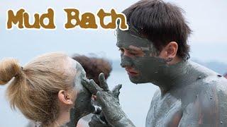 Dalyan Mud Bath - Visit Turkey in pandemic ep 16 - #travel #video #vlog #calatorii #tourism