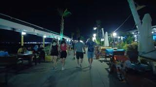 Night walking in Fethiye after Turkey has fully reopened - Summer 2021