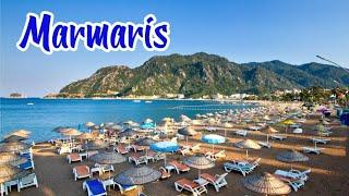 Marmaris, hotel and a walk on the seafront -Turkey in pandemic time ep12 -travel video tourism vlog