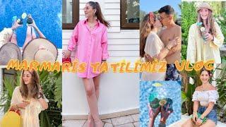 1800₺'ye Marmaris'te 4 Gün ! ???? Denizin Üstünde Yürüdük ????????♀️ #vlog #tatil #marmaris #tatilv