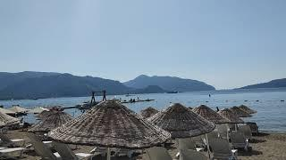 The summer heats up in Marmaris in July 2021