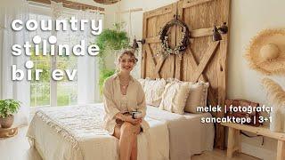 Sancaktepe'de Country Stilinde Bir Ev