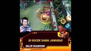 GOCEK TRUUSS ????  - Mobile Legends Valirdiamond (05) #Shorts
