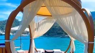 Summer in Rixos Premium Gocek, Gocek, Turkey