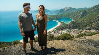INCREDIBLE Road Trip on Turkey's Turquoise Coast | Kayaköy, Blue Lagoon, and Butterfly Valley