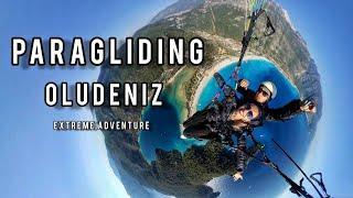 TURKEY ????????  Things to do in Fethiye Ölüdeniz  I Extreme Adventure Tendam Paragliding in Oludeni