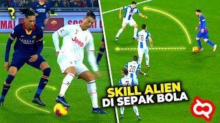 BIKIN LAWAN MATI KUTU! Begini Skill Terpendam Messi Vs Ronaldo, Trik Gocek Tercerdas Dalam Sepakbola
