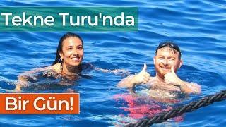12 Adalar Tekne Turu Rotası İle Turkuaz Renkteki Koyları Keşfedin! | Doğadayız Aktivite Tatili